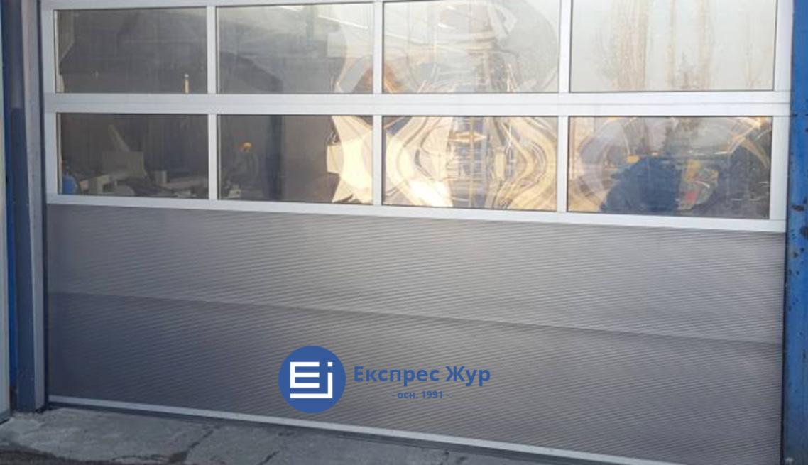 Ролетни Гаражни врати от Експрес Жур ЕООД