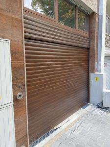 Производство и монтаж на гаражни врати